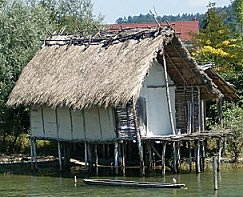 Reconstructed Lake Dwellings