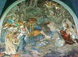 William Tell shooting tyrant Gessler 